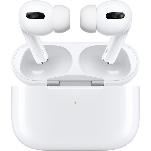 Apple AirPods Pro w/ Wireless Charging Case | GizXea
