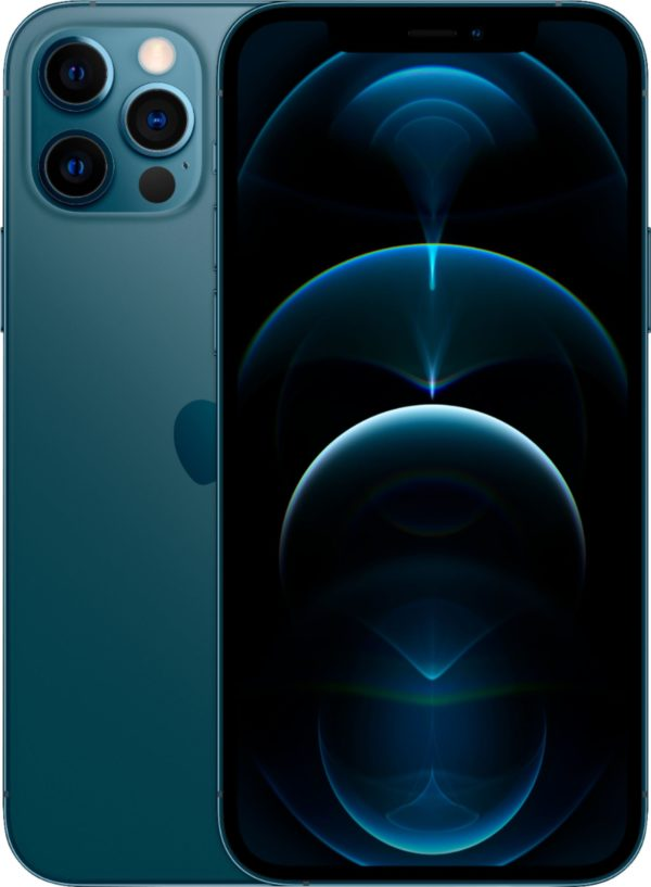 iPhone 12 Pro | 5G, 128GB - Pacific Blue | GizXea