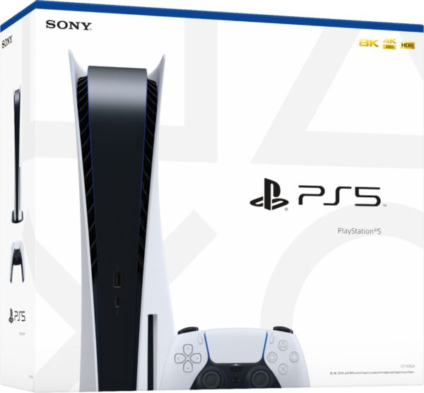 PlayStation 5 Console | GizXea